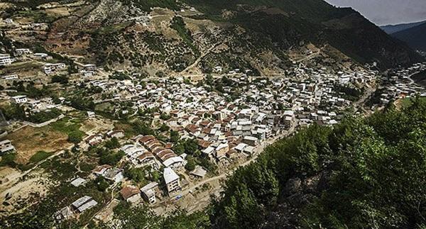 اعتراض به ویلایی شدن یک روستای دیگر