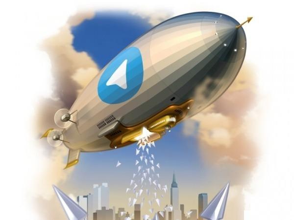 تلگرام و 10 روش تبلیغاتی مسکن