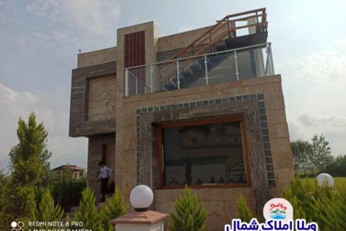 ویلا ساحلی محمودآباد