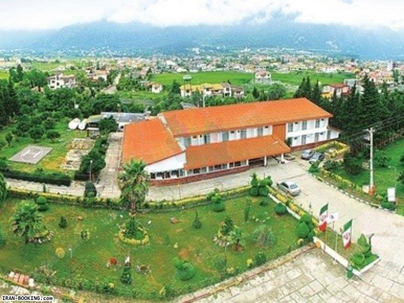 tourism hotel chalandar air - چلندر از جنگل تا دریا
