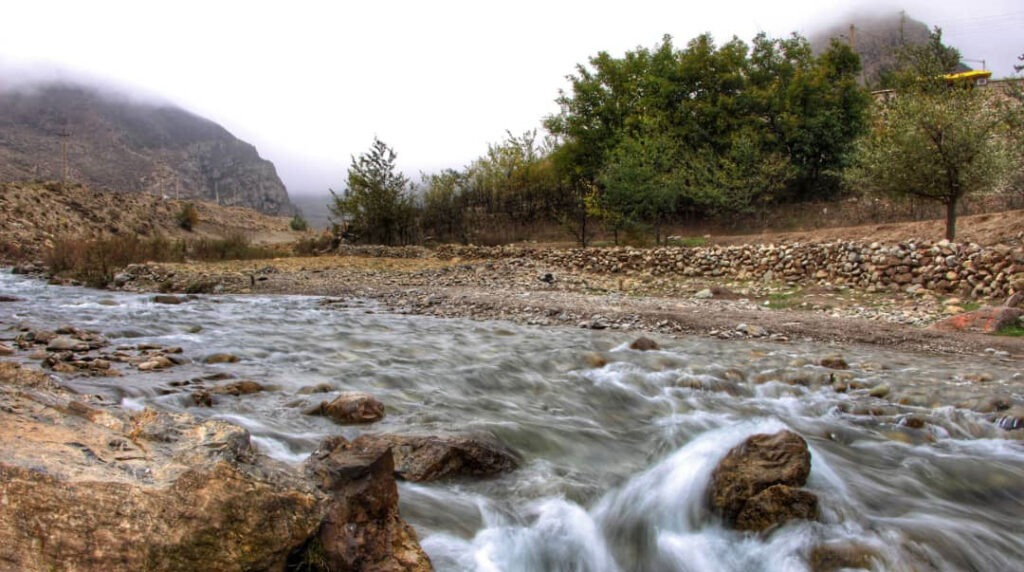 namrestagh river 1024x572 - نمارستاق