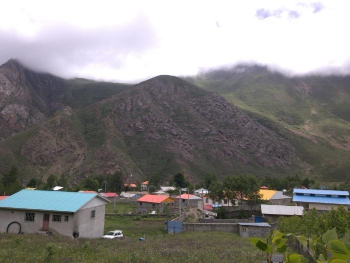 ارتفاعات و مراتع نمارستاق
