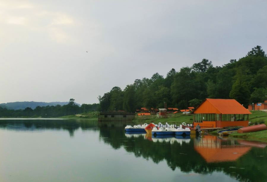 نتیجه تصویری برای دریاچه سد آویدر، سیسنگان