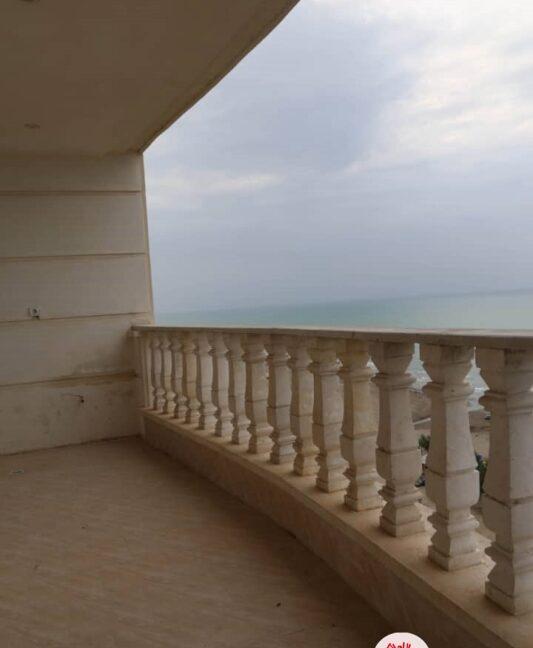 برج مسكوني ساحلی