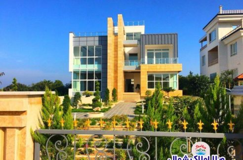 خرید ویلا ساحلی نوشهر