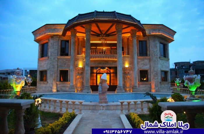 خرید ویلا در شهرک خزرشهر