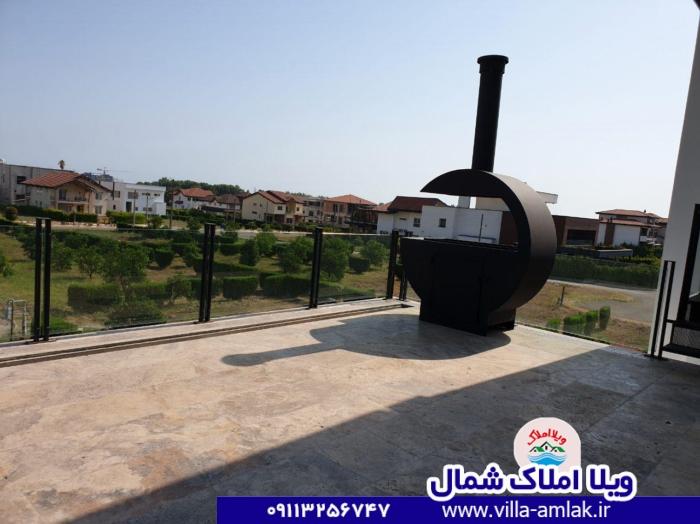 خرید ویلا ساحلی منطقه نوشهر