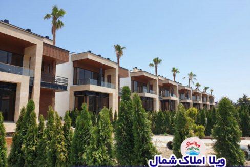 فروش 9 دستگاه ویلا منطقه نوشهر