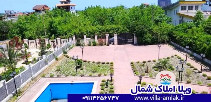 خرید ویلا استخردار نوشهر