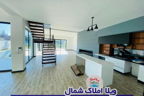 خرید ویلا دوبلکس مدرن و لاکچری در نوشهر