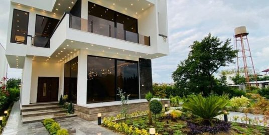 خرید ویلا دوبلکس مدرن شهرکی در رویان