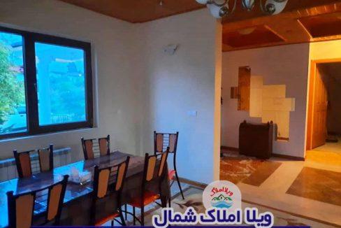 خرید ویلا باغ مبله شهرکی در نوشهر