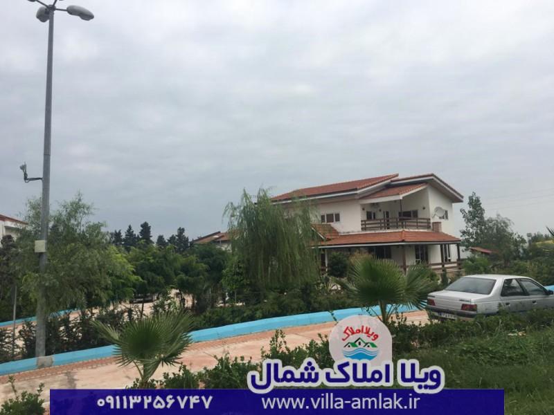 خرید ویلا دوبلکس مبله شهرکی در ونوش