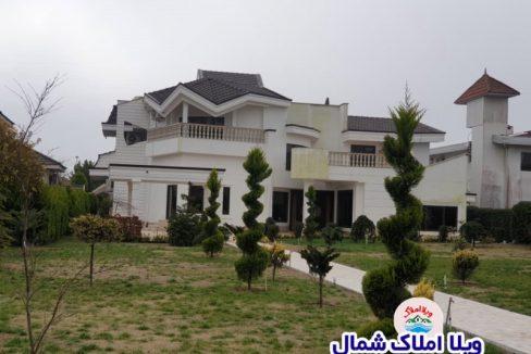 خرید ویلا شهرک خزرشهر