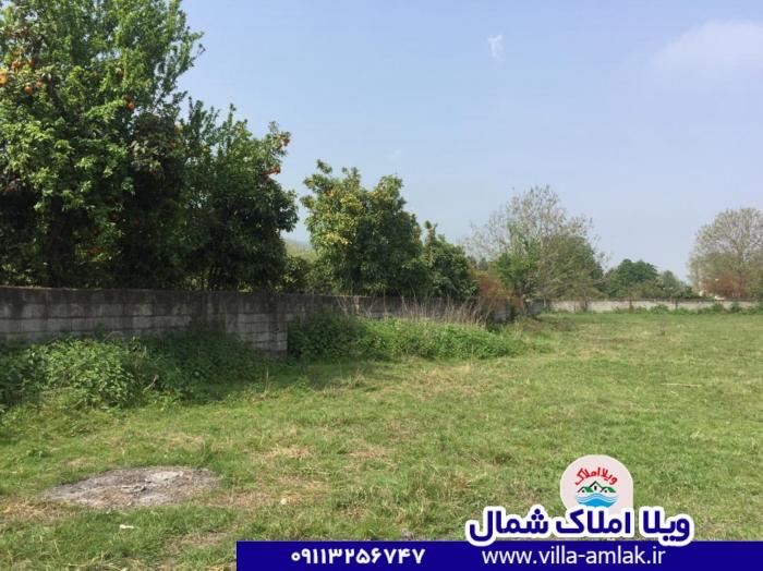 خرید زمین در نوشهر